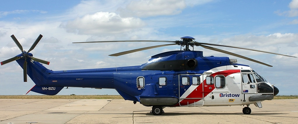 Bristow_Helicopters_Australia_Aerospatiale_AS-332L1_Super_Puma_Vabre1