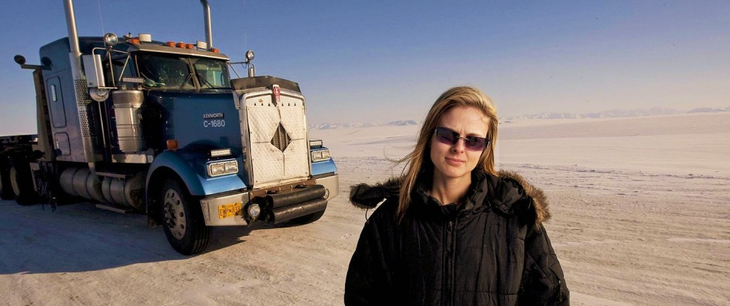 ice road truckers lisa kelly_