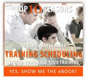 training scheduling software