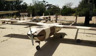Retiring Hunter RQ-5 Drone
