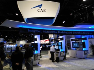 VSTEP shows its products this week at the I/ITSEC Exhibition in Orlando at the CAE booth