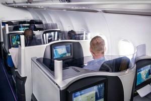 Inside JetBlue's First-Ever Business-Class Cabin