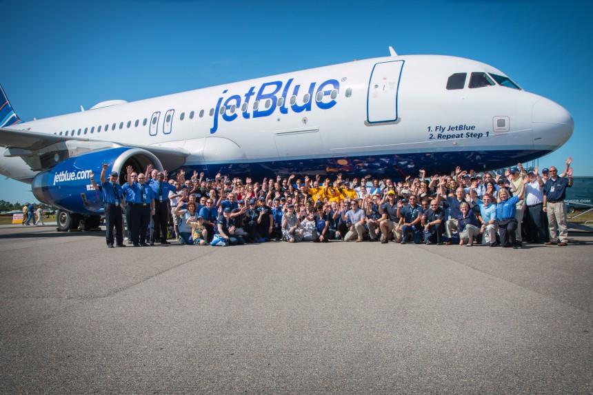 jetblue airline training program