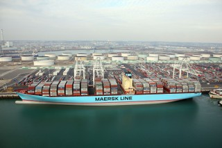 Maersk shipping