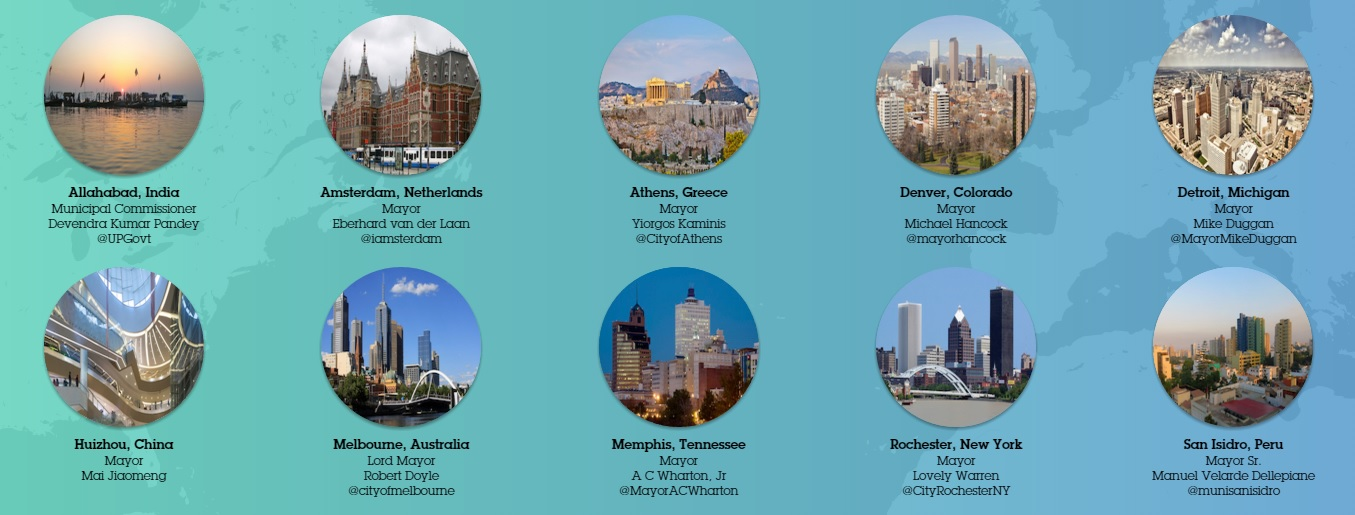 Smart City Challenge >> Dot And Mobileye Partner To Equip Smart City Challenge Winner With