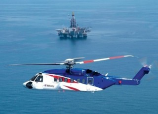 Bristow Helicopters S-92 Helicopter Rescue