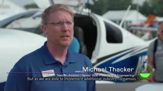 Michael Thacker Textron Aviation