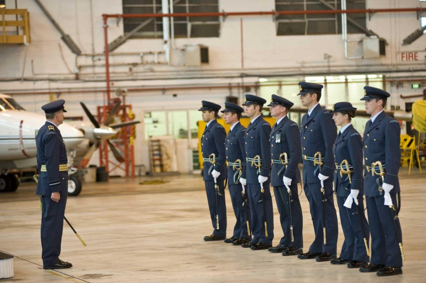 Royal New Zealand Air Force Training