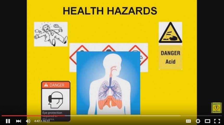 Globally Harmonized System (GHS) Training Video -- OSHA HazCom Standard