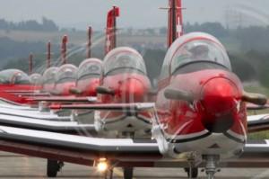 pc_7_team Swiss Air Force