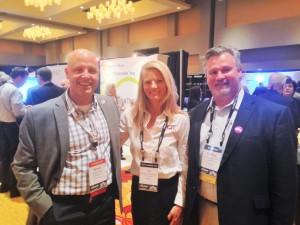 Brent Hutto (Internet Truckstop Group), Elizabeth Donahey (AQT Solutions), Jeffrey Lantz (CL Services)