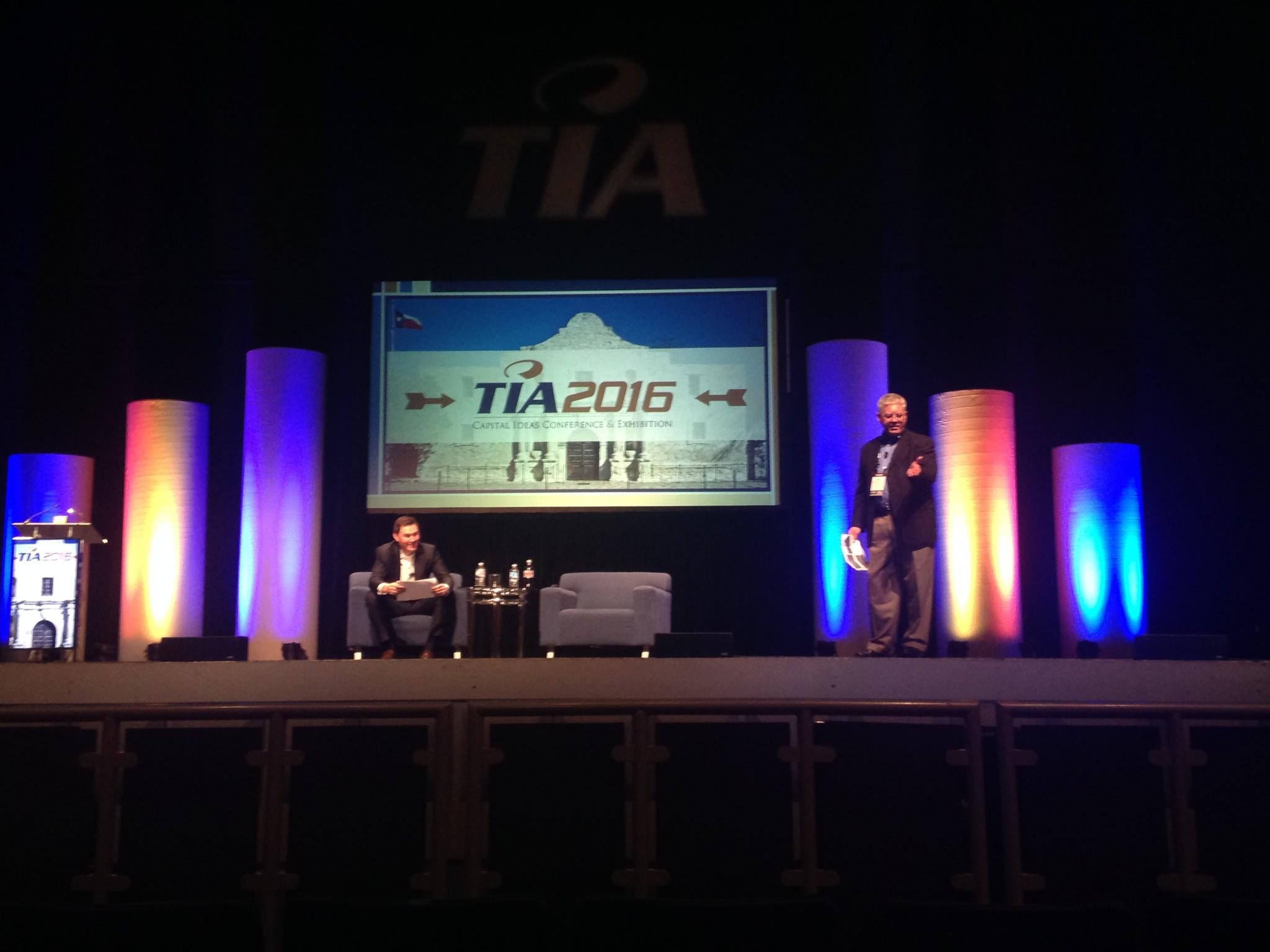 TIA Capital Ideas Conference 2016TIA Capital Ideas Conference 2016