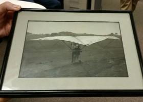 Bill Carson Hang Glider 1971