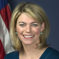 Federal Railroad Administrator Sarah E. Feinberg