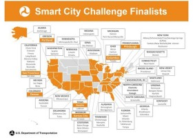 Smart City DOT Finalists 2016