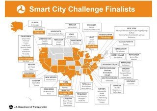 Smart City DOT Finalists 2016