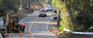 DOT road improvement grants
