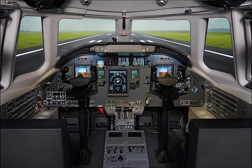 best aviation simulators and training centers