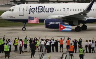 jetblue first flight to cuba