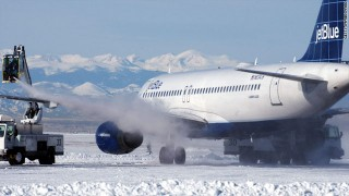 aviation training in winter weather