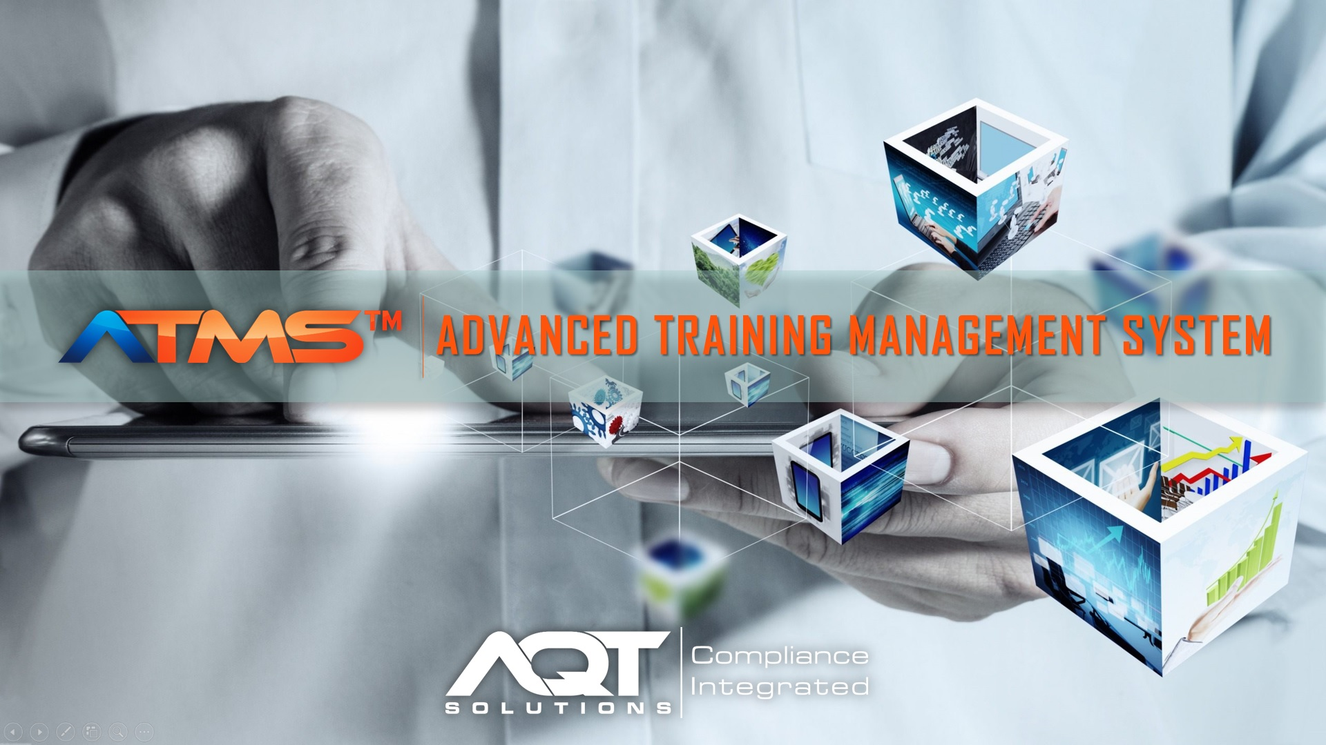 ATMS Advance Training Management System