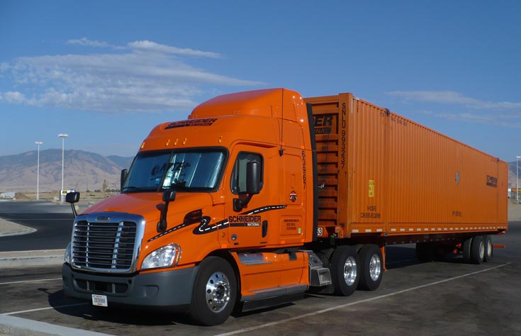 Schneiders Top 5 Things To Consider When Choosing A Truck Driver
