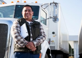 truck driver training systems