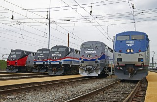 Amtrak_Heritage_Units_Trains And Locomotives Wiki - Wikia