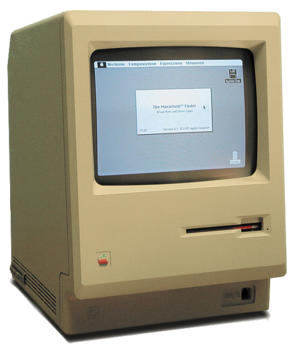 what was the first apple computer?