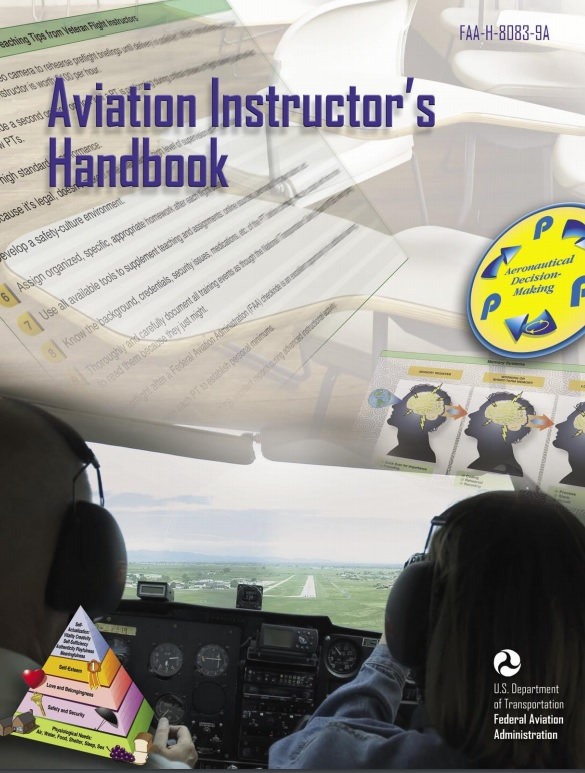 aviation instructor training manual FAA