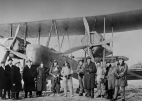 worlds first airport