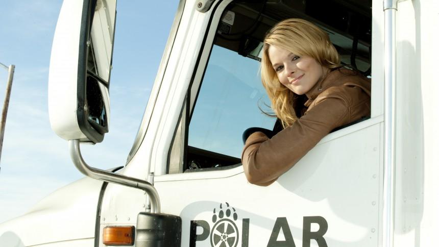 lisa keller ice road truckers