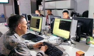 the most secure military training software