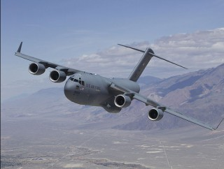 Boeing C17 New SAC Program