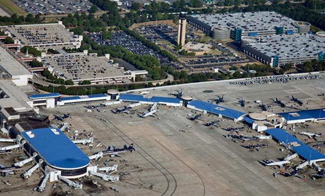 Charlotte International Airport Leads in NextGen Air Traffic Improvements