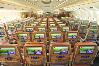 Emirates brings First Class Entertainment to Economy