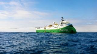 polarcus amani mega ship