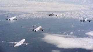 NATO Flying Training in Canada Passes 350,000 Live Flying Hours