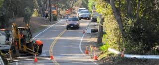 DOT road improvement grants