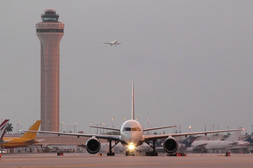 Next Gen Data Comm FAA program Jon Ross Photography
